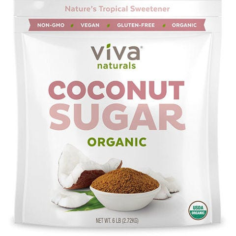 Viva Naturals Organic Coconut Sugar