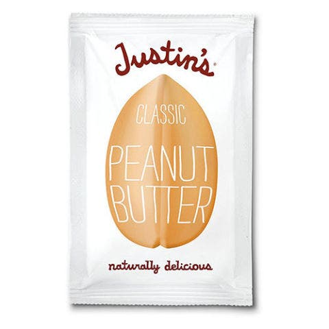 Justin's Peanut Butter Classic Squeeze Packs