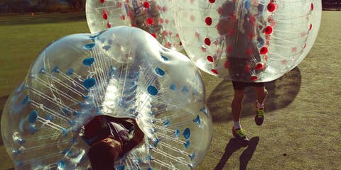 Bubble Soccer NYC