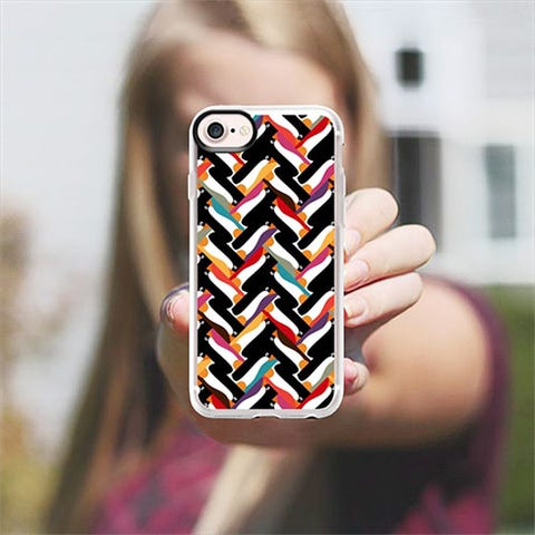 """<p><strong data-redactor-tag=""""strong"""" data-verified=""""redactor""""><em data-redactor-tag=""""em"""" data-verified=""""redactor"""">$40 </em></strong><a href=""""https://www.casetify.com/product/herringbone-penguin/iphone7/classic-grip-case#/298604"""" target=""""_blank"""" class=""""slide-buy--button"""" data-tracking-id=""""recirc-text-link"""">BUY NOW</a></p><p>For a subtle nod to these majestic creatures, use a phone case with a secret penguin herringbone pattern! No one else will know until they get up close to see it.&nbsp;</p>"""
