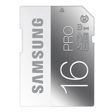 Samsung PRO UHS-I SDXC Card