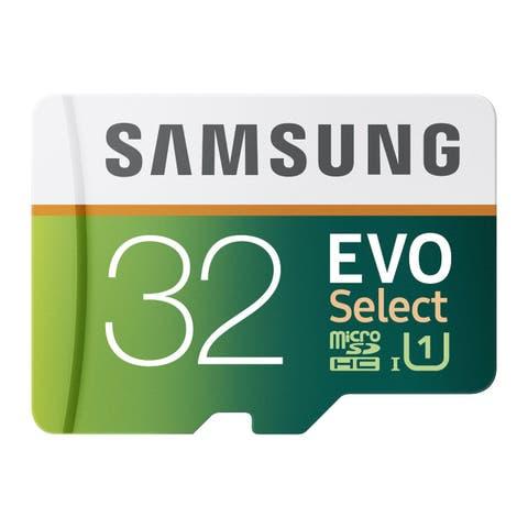 Samsung EVO Select microSD card