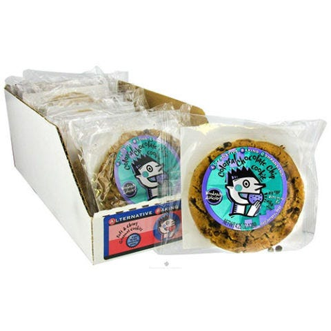 Alternative Baking Company Colossal Chocolate Chip Cookies