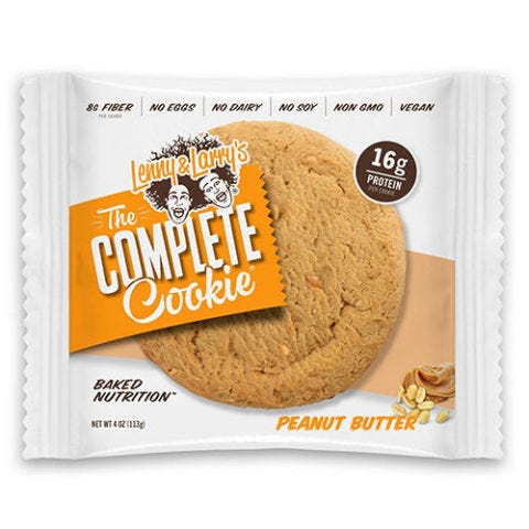 Lenny & Larry's The Complete Cookie in Peanut Butter