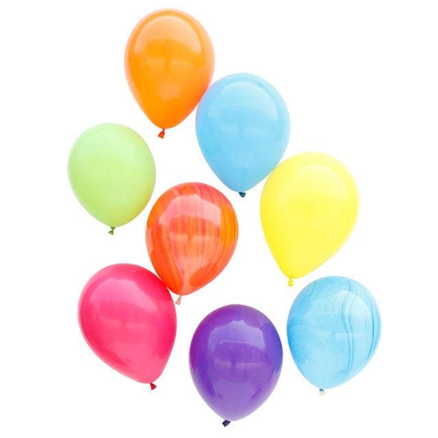Thimblepress Birthday Bash Balloons