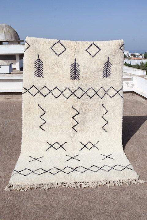 Maroc Rug Company Tribal Beni Ourain Rug