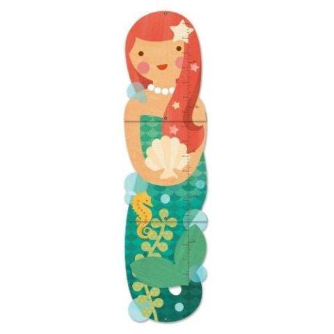 Little Miss Mermaid Growth Chart