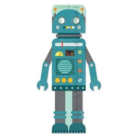 Blue Robot Growth Chart