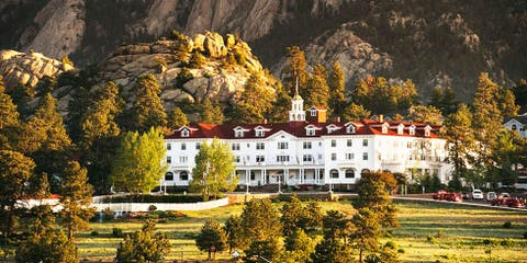 The Stanley Hotel -haunted hotels