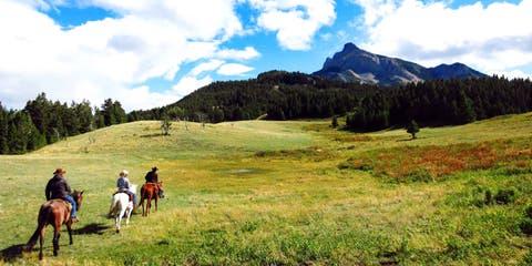 Triple J Wilderness Ranch