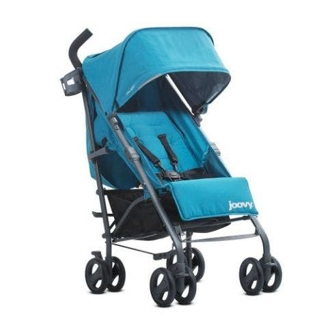 Joovy Blue Umbrella Stroller