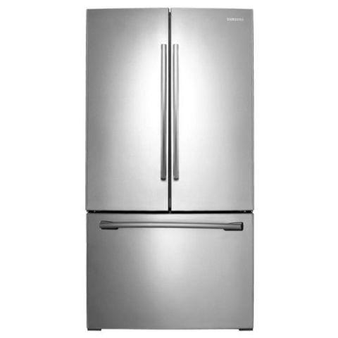 Samsung RF261BEAESR French Door Refrigerator with Internal Water Dispenser