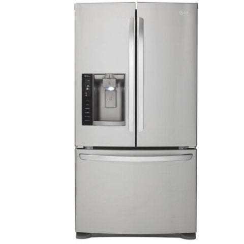 LG LFX28968ST Stainless Steel French Door Refrigerator
