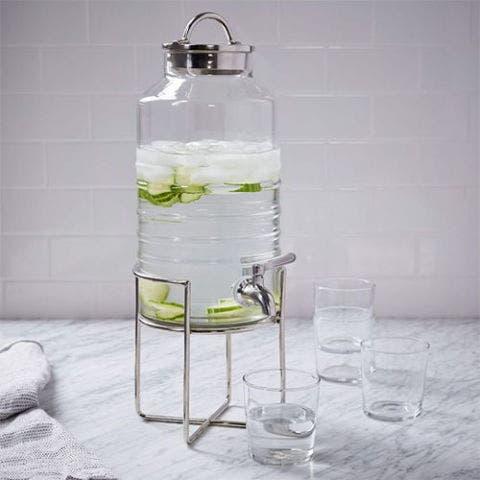 Drink Dispenser + Stand