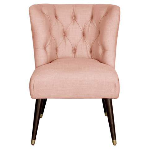 Nate Berkus Curved Slipper Chair