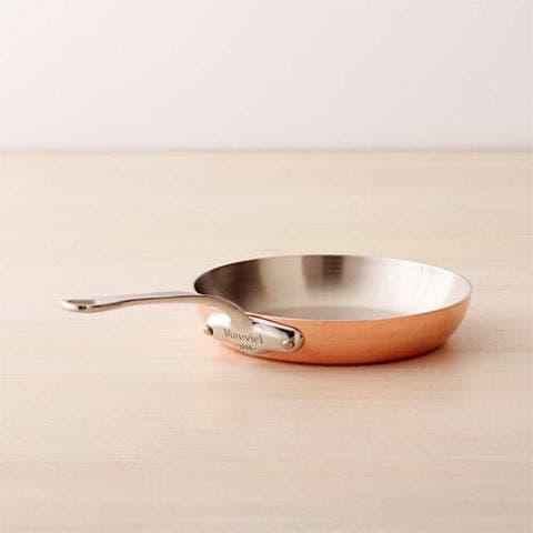 Mauviel Copper Triply Fry Pan