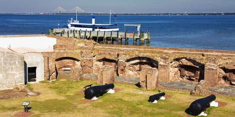 Fort-Sumter-National-Monument