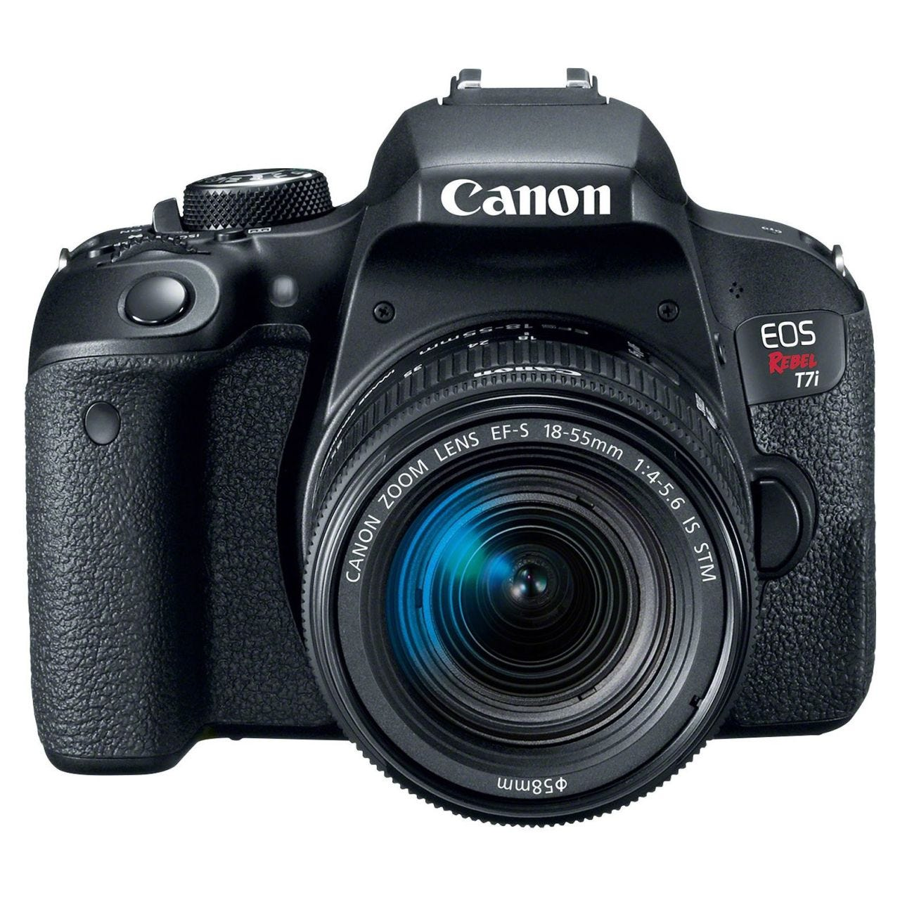 Canon EOS Rebel T7i DSLR Camera