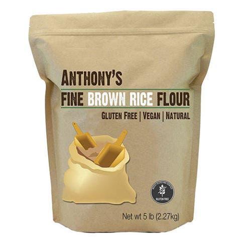 Anthony's Fine Brown Rice Flour