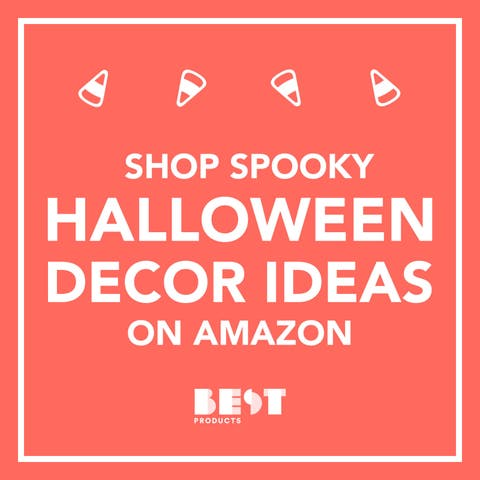 Halloween decor ideas on Amazon