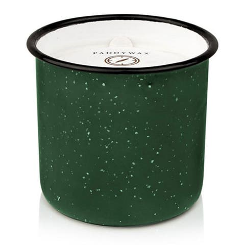 Paddywax Evergreen Embers Candle