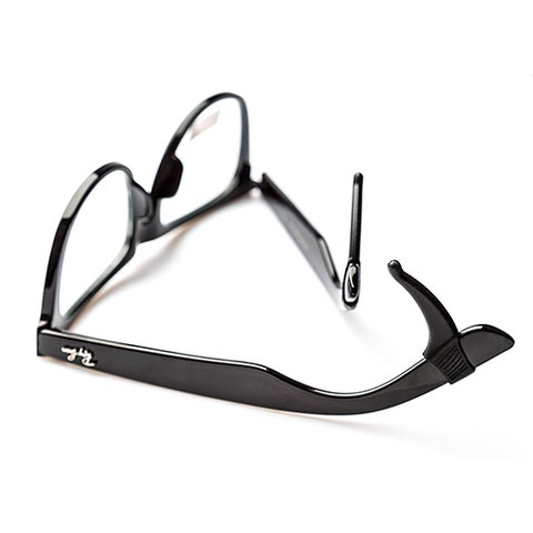 """<p><strong data-redactor-tag=""""strong"""" data-verified=""""redactor""""><em data-redactor-tag=""""em"""" data-verified=""""redactor"""">$3</em></strong> <a href=""""https://www.amazon.com/Keepons-Superstretch-Eyeglass-Sunglasses-Spectacle/dp/B00NQXZ4DQ/?tag=bp_links-20"""" target=""""_blank"""" class=""""slide-buy--button"""" data-tracking-id=""""recirc-text-link"""">BUY NOW</a></p><p>These simple silicone clips can be positioned wherever they're needed to gently hug the back of your ears, securing your glasses without tugging at your hair.&nbsp;<span class=""""redactor-invisible-space"""" data-verified=""""redactor"""" data-redactor-tag=""""span"""" data-redactor-class=""""redactor-invisible-space""""></span></p>"""