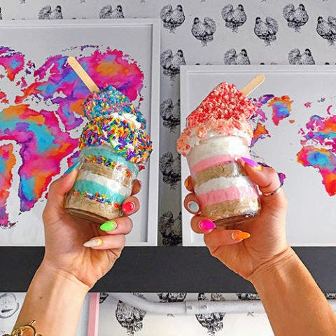 Jars By Dani sells tasty rainbow treats in jars