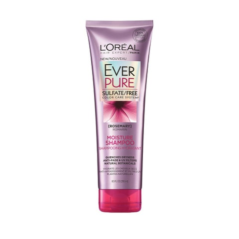 """<p><strong data-redactor-tag=""""strong""""><em data-redactor-tag=""""em"""">$6</em> <a href=""""https://www.target.com/p/l-oreal-paris-everpure-sulfate-free-moisture-shampoo-8-5-fl-oz/-/A-11127046"""" target=""""_blank"""" class=""""slide-buy--button"""">BUY NOW</a></strong><br></p><p>If you color your hair, this sulfate-free formula will gently moisturize without stripping away your investment. Bonus: It's great for those who've had keratin         treatments&nbsp;<span class=""""redactor-invisible-space"""" data-verified=""""redactor"""" data-redactor-tag=""""span"""" data-redactor-class=""""redactor-invisible-space""""></span>and Brazilian blowouts, too.</p>"""