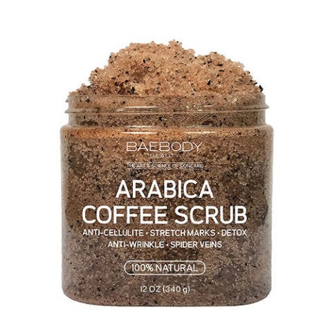 Baebody Arabica Coffee Scrub