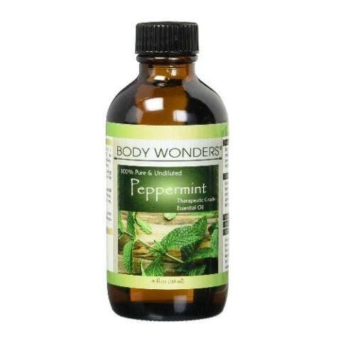 Peppermint Essential Oil Body Wonders Hospital Bag Checklist