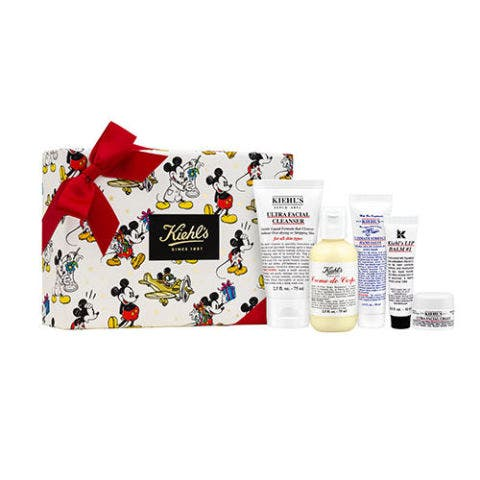 Disney Kiehl's holiday collection 2017