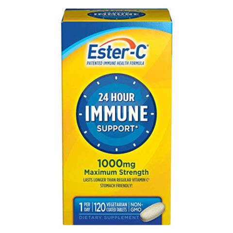 Ester-C Vitamin C 24-Hour Immune Support