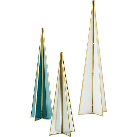 CB2  Flash Glass Trees