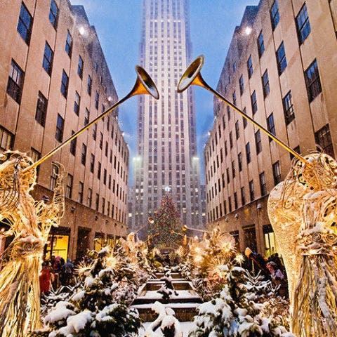 Rockefeller Center — Manhattan, New York