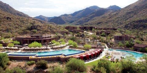 The Ritz-Carlton, Dove Mountain — Marana, Arizona