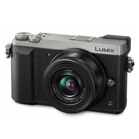 Panasonic Lumix DMC-GX85 Mirrorless Camera with Zoom Lens Kit