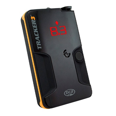 """<p> <strong data-redactor-tag=""""strong""""><i data-redactor-tag=""""i"""">$265 <a href=""""https://www.amazon.com/Backcountry-Access-Tracker-Beacon-B-30000/dp/B00G7IUO9Q?tag=bp_links-20"""" data-tracking-id=""""recirc-text-link"""" target=""""_blank"""" class=""""slide-buy--button"""">BUY NOW</a></i></strong> </p><p>We were honestly hard-pressed to find one thing about BCA's newest offering that we don't absolutely love! First off, the Tracker3 is the lightest and thinnest option on the market, so you can slide it in a coat or pants pocket and forget about it. The digital display is clutter-free, showing just distance and direction when searching,&nbsp;removing some of the stress from what can be a chaotic situation. With fully charged batteries, this beacon will transmit out for 200 hours, and it can run in search mode for one full hour.&nbsp;</p><p>To top it all off, BCA equipped this transceiver with a multiple-burial indicator light and a practice mode, so you can do a quick skill refresher every morning before heading out to find the deep stuff.&nbsp;</p><p>If you haven't seen their sick two-way radios, we'd definitely recommend <a href=""""https://www.amazon.com/Backcountry-Access-Group-Communication-System/dp/B0171WQHRY"""" target=""""_blank"""" data-tracking-id=""""recirc-text-link"""">checking out the BC Link!</a><br></p><p><span class=""""redactor-invisible-space"""" data-verified=""""redactor"""" data-redactor-tag=""""span"""" data-redactor-class=""""redactor-invisible-space""""><strong data-redactor-tag=""""strong"""">More:</strong>&nbsp;<a href=""""http://www.bestproducts.com/winter-sports-gear/"""" data-tracking-id=""""recirc-text-link"""" target=""""_blank"""">Everything You Need for Snow Sports is Right Here!</a></span></p>"""