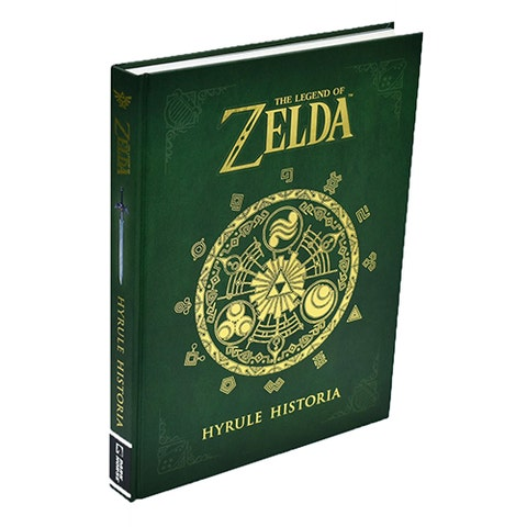 """<p><strong data-redactor-tag=""""strong""""><em data-redactor-tag=""""em"""">$25&nbsp;<a href=""""https://www.amazon.com/Legend-Zelda-Hyrule-Historia/dp/1616550414/?tag=bp_links-20"""" target=""""_blank"""" class=""""slide-buy--button"""" data-tracking-id=""""recirc-text-link"""">BUY NOW</a></em></strong><span class=""""redactor-invisible-space"""" data-verified=""""redactor"""" data-redactor-tag=""""span"""" data-redactor-class=""""redactor-invisible-space""""></span></p><p><span class=""""redactor-invisible-space"""" data-verified=""""redactor"""" data-redactor-tag=""""span"""" data-redactor-class=""""redactor-invisible-space""""></span></p><p><span class=""""redactor-invisible-space"""" data-verified=""""redactor"""" data-redactor-tag=""""span"""" data-redactor-class=""""redactor-invisible-space"""">This coffee table book offers a full history in chronological order of every&nbsp;<em data-redactor-tag=""""em"""">Zelda</em>&nbsp;game, and it explains to readers how each game is connected. The artwork and illustrations are stunning<span class=""""redactor-invisible-space"""" data-verified=""""redactor"""" data-redactor-tag=""""span"""" data-redactor-class=""""redactor-invisible-space"""">, and we loved the book's opening letter from&nbsp;Shigeru Miyamoto,&nbsp;the creator of&nbsp;<em data-redactor-tag=""""em"""">Zelda</em><span class=""""redactor-invisible-space"""" data-verified=""""redactor"""" data-redactor-tag=""""span"""" data-redactor-class=""""redactor-invisible-space"""">. If the gamer in your life already has this book, consider getting them<em data-redactor-tag=""""em"""">&nbsp;</em><a href=""""https://www.amazon.com/Legend-Zelda-Art-Artifacts/dp/1506703356/"""" target=""""_blank"""" data-tracking-id=""""recirc-text-link""""><em data-redactor-tag=""""em"""">The Legend of Zelda: Art &amp; Artifacts</em></a><span class=""""redactor-invisible-space"""" data-verified=""""redactor"""" data-redactor-tag=""""span"""" data-redactor-class=""""redactor-invisible-space"""">&nbsp;instead.</span></span></span></span></p>"""