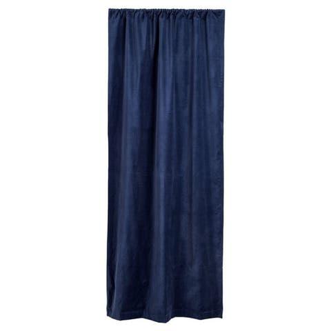 H&M Home Velvet Curtain Panel