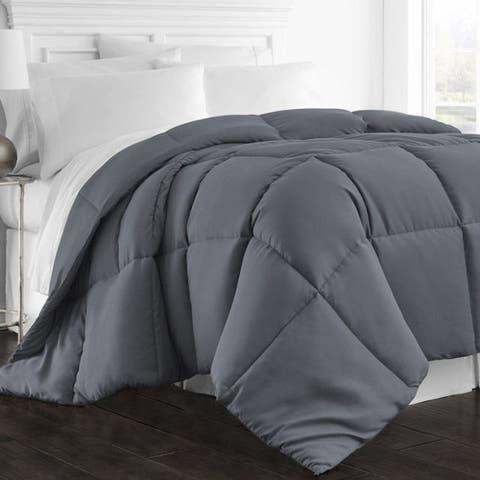 Beckham Luxury Linens Down-Alternative Comforter
