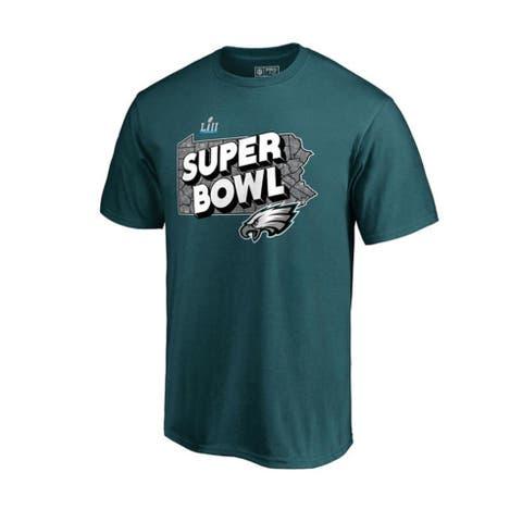 super bowl eagles shirt