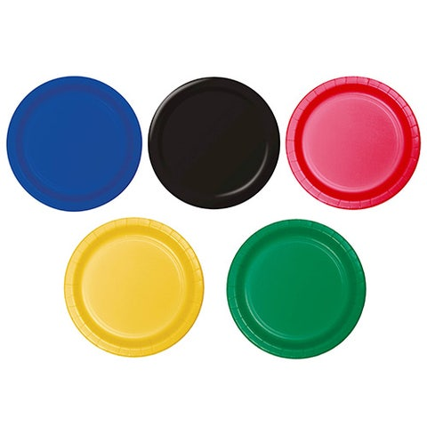 Olympic Rings Plates