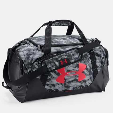 "<p><strong data-redactor-tag=""strong"" data-verified=""redactor""><em data-redactor-tag=""em"" data-verified=""redactor"">$45</em></strong> <a href="" https://www.underarmour.com/en-us/mens-ua-undeniable-3-0-medium-duffle-bag/pid1300213-001 "" target=""_blank"" class=""slide-buy--button"" data-tracking-id=""recirc-text-link"">BUY NOW</a> </p><p><strong data-redactor-tag=""strong"" data-verified=""redactor"">Best Overall</strong> </p><p>This option gets the top honor for being a total hit with gymgoers. It's undeniably the best! Made from seriously strong UA Storm technology fabric, this water-resistant gym bag has a padded shoulder strap (with HeatGear technology) and a vented pocket to hold your dirty gym sneakers (plus room for shower sandals!). Some reviewers even say they could fit two or three gym outfits in this bad boy! While it comes in 11 different colorways, our favorite is the steel print for a masculine-yet-stylish print.&nbsp; </p><p><strong data-redactor-tag=""strong"" data-verified=""redactor"">Complete the Look</strong>: Like their killer gym bags, Under Armour has the perfect athletic gear&nbsp;for style and function. Check out their subscription service <a href=""https://www.underarmour.com/en-us/armourbox"" target=""_blank"" data-tracking-id=""recirc-text-link"">ArmourBox</a> for a head-to-toe outfit to meet all your needs. The personal profile will ask your fitness goals, what kind of workouts you'll be doing, and what's your style. Combining your information with purchasing data and reviews from UA.com and Under Armour's Connected Fitness customers, they'll pick the perfect pieces you'll seriously love. </p><p><strong data-redactor-tag=""strong"" data-verified=""redactor"">More</strong>:&nbsp;<a href=""http://www.bestproducts.com/fashion/g1207/mens-womens-sweatpants/"" target=""_blank"" data-tracking-id=""recirc-text-link"">10 Most Comfortable Sweatpants for Men and Women</a><span class=""redactor-invisible-space"" data-verified=""redactor"" data-redactor-tag=""span"" data-redactor-class=""redactor-invisible-space""><a href=""http://www.bestproducts.com/fashion/g1207/mens-womens-sweatpants/ ""></a></span></p>"