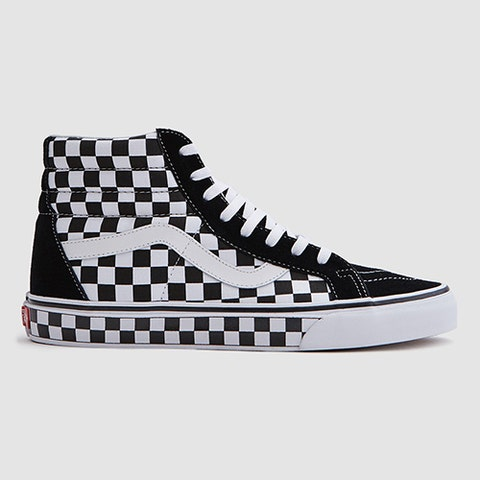 Vans-Sk8-Hi-Reissue-Checkerboard-High-Top-Sneakers