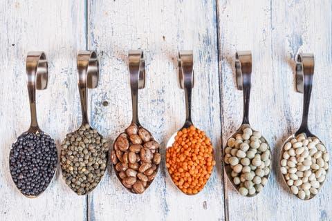 i legumi sono tra i cibi più ricchi di proteine