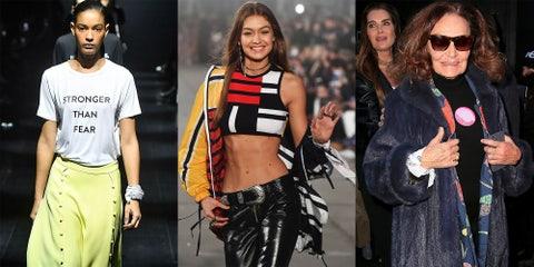 Clothing, Fashion, Street fashion, Eyewear, Fashion model, Crop top, Sunglasses, Jeans, Top, T-shirt,
