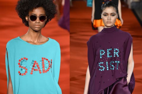 Clothing, Fashion model, Fashion, T-shirt, Sleeve, Turquoise, Neck, Cool, Fashion design, Human,