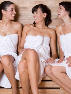 Plan a luxurious weekend away with your best girlfriends – be sure to include spa treatments, long meals, a few glasses of bubbly and lots and lots of time to simply chat.