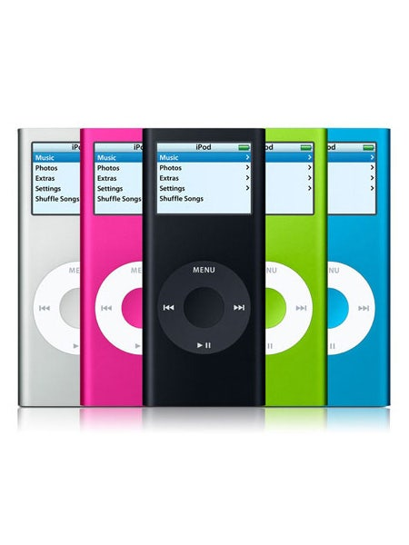 """This musical must-have is more than just a pocket duke box, it's a personal DJ too. The iPod Nano available from <a target=""""_blank"""" href=""""http://www.apple.com/uk"""">www.apple.com/uk</a>, creates playlists by finding songs that go well together. If you give this musical must-have a shake it'll shuffle to another song. You can watch movies, store photos and see more albums and artists on the screen at one time. Simple-to use sleek and sexy.<br />"""