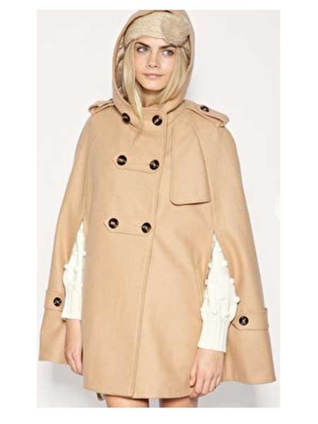 """<p>Camel + cape = the IT coat of the season! We love this Asos number</p>  <p> </p>  <p>£70, <a target=""""_blank"""" href=""""http://www.asos.com/Asos/Asos-Hooded-Military-Cape/Prod/pgeproduct.aspx?iid=1162523&SearchQuery=cape&sh=0&pge=0&pgesize=-1&sort=-1&clr=Camel"""">asos.com</a></p>"""